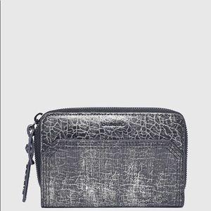 DIESEL Metallic Wallet